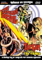 Jaquette Deathless Devil - Turkish Pop Cinema Double Bill