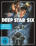 Jaquette Deep Star Six (Blu-Ray+DVD) - Cover A EPUISE/OUT OF PRINT