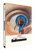 Jaquette Delivrance (Blu-ray + Copie digitale - Édition boîtier SteelBook)