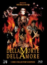 Jaquette Dellamorte Dellamore (3-Disc-Collector's Edition DVD+Blu-Ray)