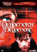 Jaquette Dellamorte Dellamore EPUISE/OUT OF PRINT