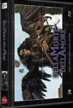 Jaquette Dellamorte Dellamore - Love and Death Edition - 3-Disc Ultimate Edition (DVD+Blu-Ray+Blu-Ray 3D) Limited 222 Edition Cover B EPUISE/OUT OF PRINT