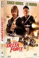 Jaquette Delta Force (Blu-Ray+DVD)  - Cover A