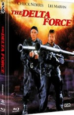 Jaquette Delta Force (Blu-Ray+DVD)  - Cover B