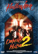 Jaquette DEMON HOUSE 2