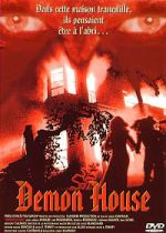Jaquette DEMON HOUSE
