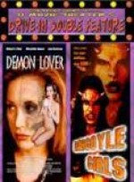 Jaquette DEMON LOVER/GARGOYLE GIRLS (DOUBLE FEATURE)