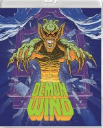 Jaquette Demon Wind (DVD / Blu-Ray All Region Combo)