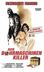 Jaquette Der Bohrmaschinen-Killer EPUISE/OUT OF PRINT