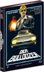Jaquette Der Bulldozer (DVD + Bluray Cover B)