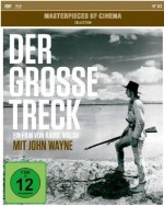 Jaquette Der grosse Treck (Masterpieces of Cinema Collection 03)