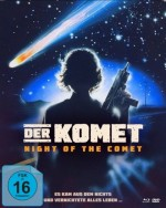 Jaquette Der Komet (DVD + BLURAY)