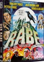 Jaquette Der Rabe (Blu-Ray+DVD) - Cover A