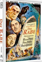 Jaquette Der Rabe (Blu-Ray+DVD) - Cover B