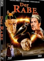 Jaquette Der Rabe (Blu-Ray+DVD) - Cover C