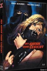 Jaquette Der Satan ohne Gesicht (Bluray + DVD - Cover A) EPUISE/OUT OF PRINT