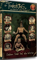 Jaquette Der Todesking (Limited hardbox edition) EPUISE/OUT OF PRINT