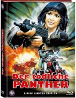 Jaquette Der Tödliche Panther (Blu-Ray+DVD) - Cover A