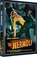 Jaquette Der Werewolf (DVD + Bluray) EPUISE/OUT OF PRINT