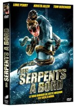 Jaquette Des serpents � bord
