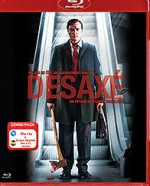 Jaquette Desaxé (Blu-ray + Copie digital)