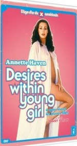 Jaquette Desires Within Young Girls EPUISE/OUT OF PRINT