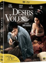 Jaquette Désirs volés [Combo Blu-ray + DVD]
