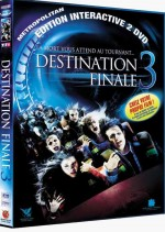 Jaquette Destination finale 3 (Coffret 2 DVD)