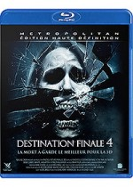Jaquette Destination finale 4