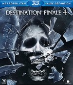 Jaquette Destination finale 4 - Blu-ray 3D
