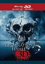 Jaquette Destination finale 5 (Blu-ray 3D + Blu-ray)