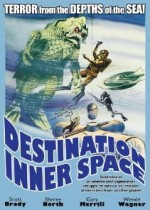 Jaquette Destination Inner Space