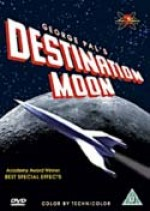 Jaquette Destination Moon
