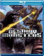 Jaquette Destroy All Monsters