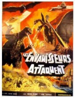 Jaquette DESTROY ALL PLANETS/ATTACK OF THE MONSTERS