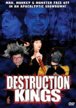 Jaquette Destruction Kings