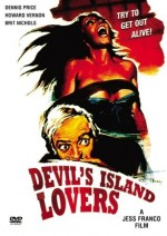Jaquette Devil's Island Lovers