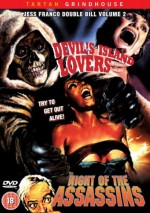 Jaquette Devil's Island Lovers/Night of the Assassin