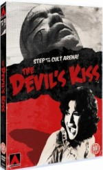 Jaquette Devil's Kiss
