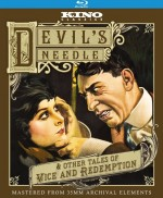 Jaquette Devil's Needle & Other Tales of Vice and Redemption