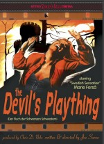 Jaquette Devil's Plaything, the
