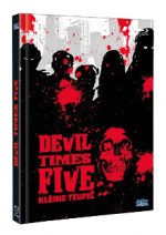 Jaquette Devil Times Five (Blu-Ray+DVD) - Cover B