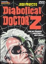 Jaquette Diabolical Doctor Z