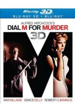 Jaquette Dial M for Murder (Blu-ray 3D)