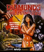 Jaquette Diamonds Of Kilimandjaro