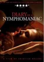 Jaquette Diary of a Nymphomaniac