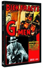 Jaquette Dick Tracy's G-Men