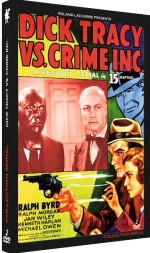 Jaquette Dick Tracy vs. Crime Inc.