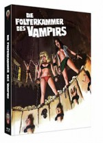 Jaquette Die Folterkammer des vampirs (Blu-Ray+DVD) - Cover A