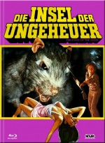 Jaquette Die Insel der Ungeheuer (Blu-ray + DVD) - Cover B